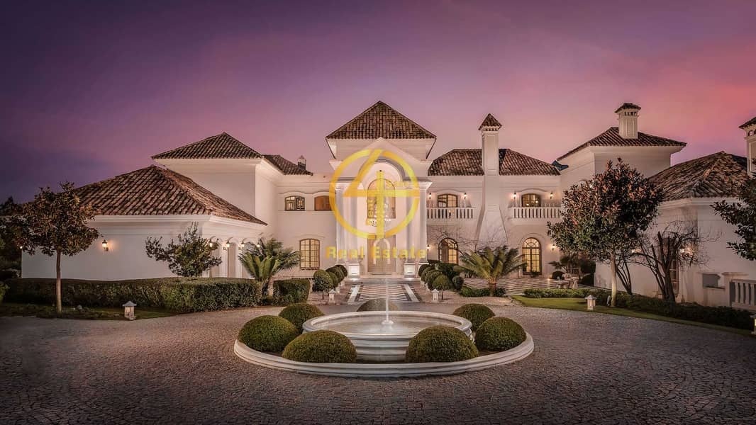 Amazing villa in Prime Location