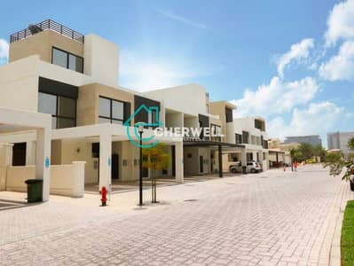5 Bedroom Townhouse for Rent in Al Salam Street, Abu Dhabi - Great Design   5BR Type B   Exquisite Townhouse