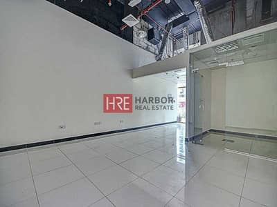 Shop for Sale in Jumeirah Lake Towers (JLT), Dubai - Retail|Fitted|Easy Access to Damac Metro Station