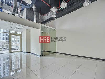 Shop for Rent in Jumeirah Lake Towers (JLT), Dubai - Retail Space| Fitted | Easy Access to Damac Metro