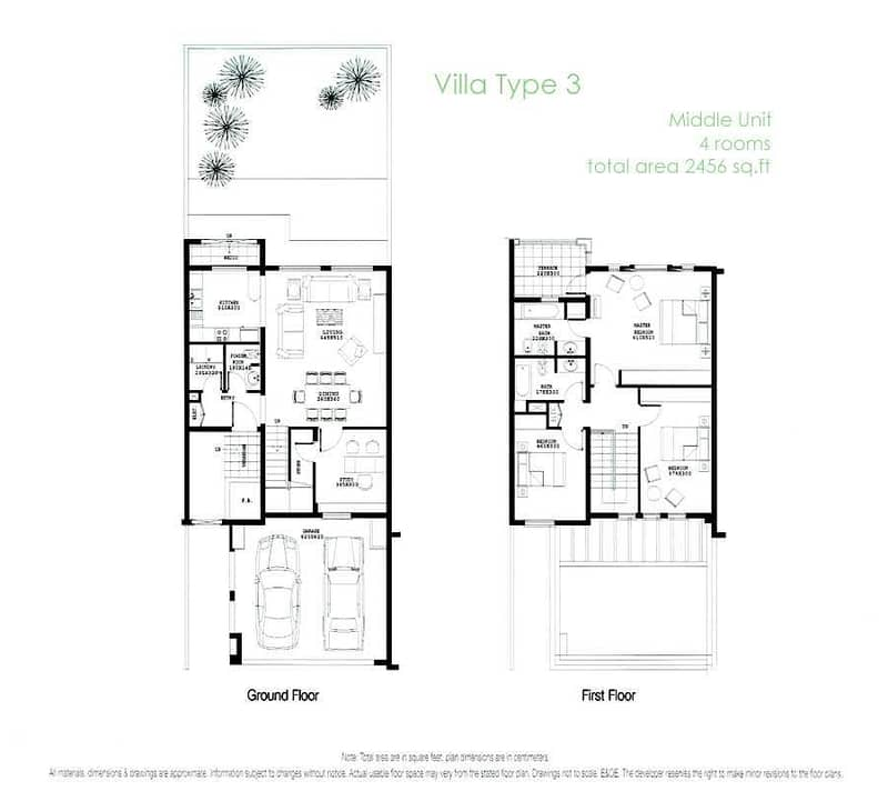 12 Best Price   Back To Back   3 Bedrooms
