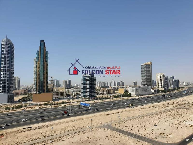 BIGGEST SIZE ( 596 SQ FT ) STUDIO | HIGHER FLOOR | AT BEST PRICE IN SPORT CITY