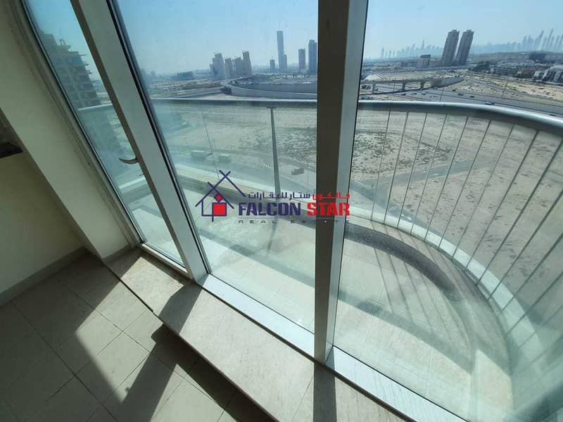 12 BIGGEST SIZE ( 596 SQ FT ) STUDIO | HIGHER FLOOR | AT BEST PRICE IN SPORT CITY