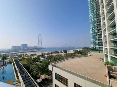 3 Bedroom Flat for Rent in Jumeirah Beach Residence (JBR), Dubai - Spacious 3BR I Full Sea View I Ready to Move-in