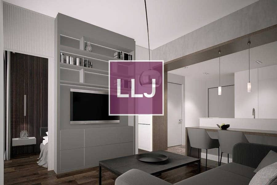Resell /  Al Mahra Residence / Full Amount Paid