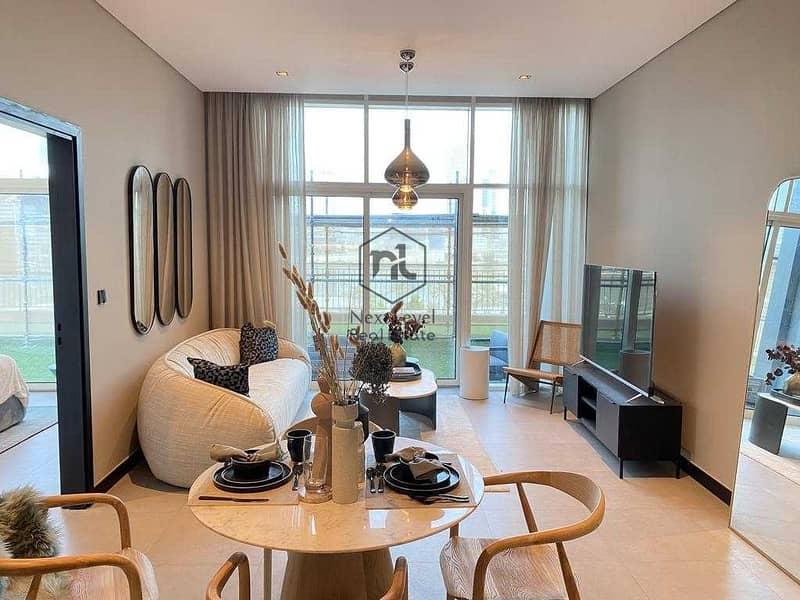 Last unit   Burj Khalifa view   5% booking