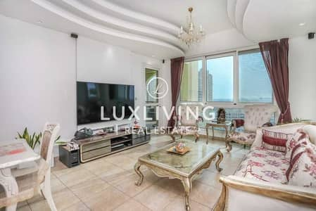 2 Bedroom Apartment for Sale in Palm Jumeirah, Dubai - Upgraded 2 Beds| C Type | Marina View