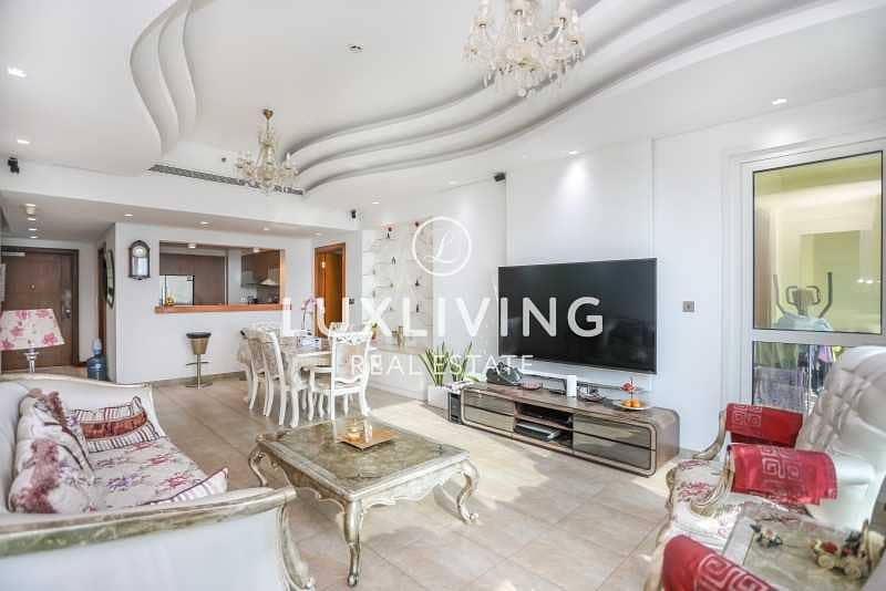2 Upgraded 2 Beds| C Type | Marina View