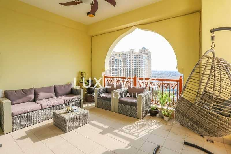 26 Upgraded 2 Beds| C Type | Marina View