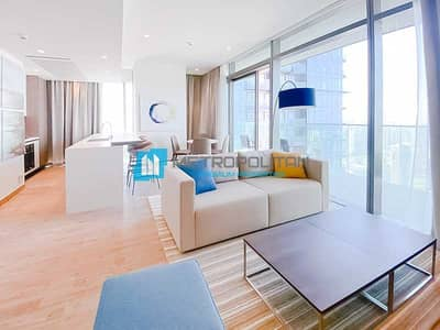 2 Bedroom Flat for Sale in Dubai Marina, Dubai - Marina and Sea View I Huge Lay out I Last Unit