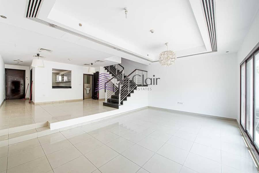 2 Stunning 4bedroom + maids room  townhouse available for sale