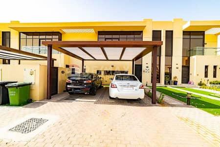 3 Bedroom Townhouse for Sale in DAMAC Hills (Akoya by DAMAC), Dubai - Spacious 3 BR + maids Townhouse   Damac Hills