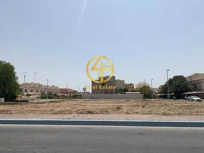 Plot for Sale in Al Shamkha South, Abu Dhabi - CORNER PLOT|PRIME LOCATION|100*120