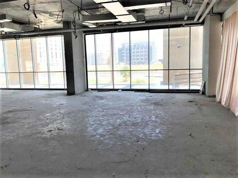 Full Floor Available   Shell & Core   Negotiable