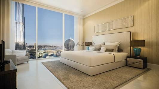 شقة 2 غرفة نوم للبيع في وسط مدينة دبي، دبي - تحفة معمارية   3 سنوات بعد التسليم  