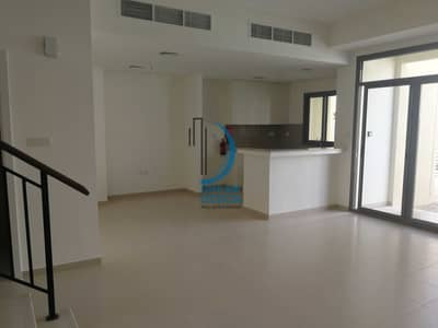 تاون هاوس 3 غرف نوم للبيع في تاون سكوير، دبي - 3 Bed l Single Row l Sama Nshama l Town Square