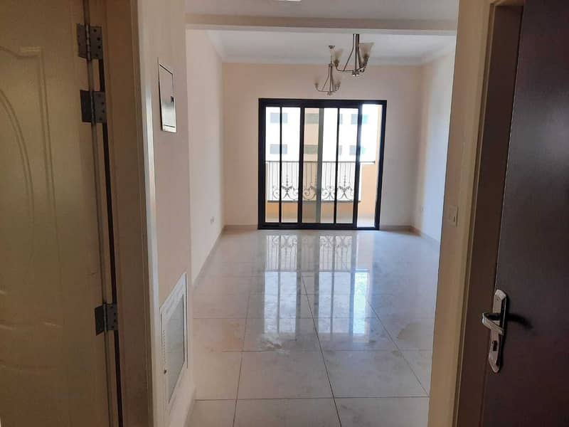 2 Months Free   1 BHK Rent With Parking + 7Cheques 25K and 26K Opposite Nasto Muwailih