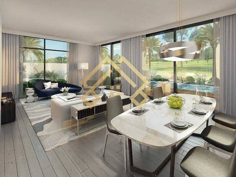 Ready 3-5 bedrooms stand alone villas