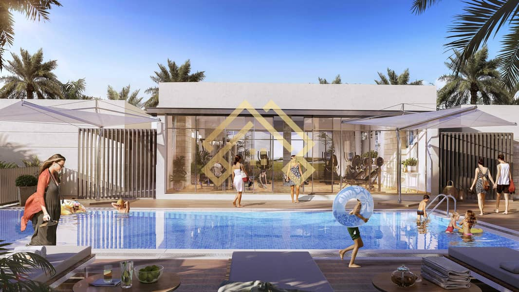 10 Ready 3-5 bedrooms stand alone villas