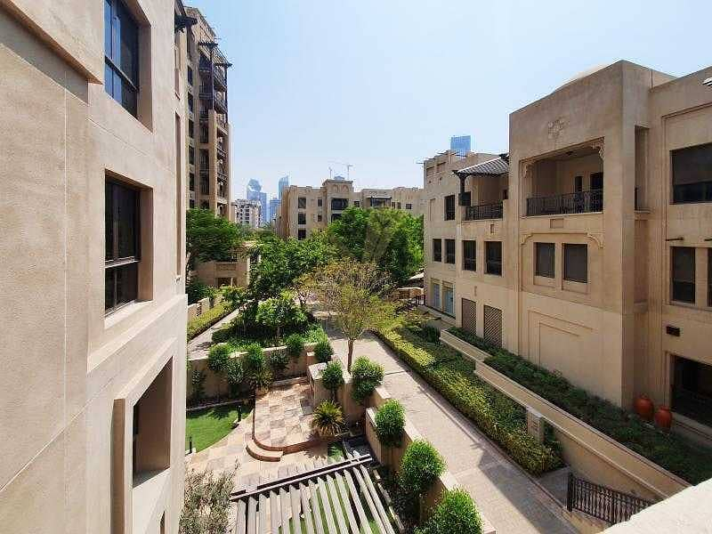 2 Perfect Option   Vacant 1BR in Yansoon 4