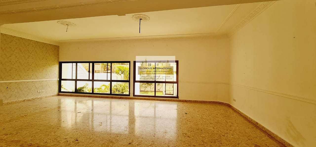 2 Appealing Villa w/ Garden in Khalidiya Corniche