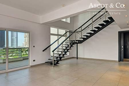 3 Bedroom Apartment for Sale in Jumeirah Heights, Dubai - Duplex|3 Bedroom +  Maid| Large  Balcony