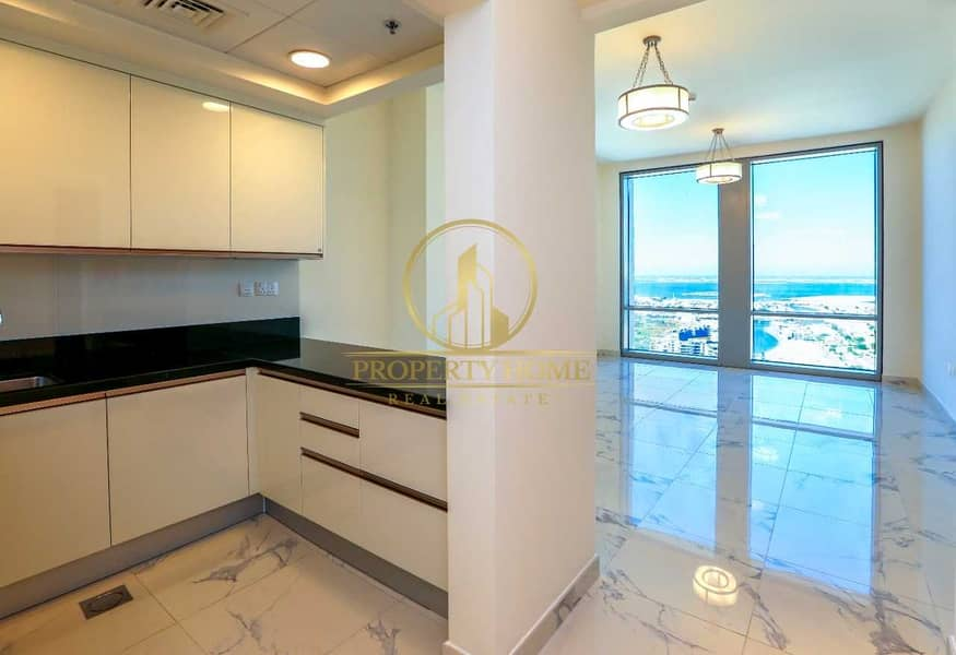 2 Premium Quality Apartment  Ready To Move In   Canal View