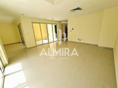 3 Bedroom Townhouse for Rent in Al Raha Gardens, Abu Dhabi - Vacant soon! Luxurious 3BR Type S w/ garden