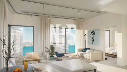 3 Bedroom Apartment for Sale in Al Reem Island, Abu Dhabi - 3Br+Maid's with Balcony | Full Panorama view .