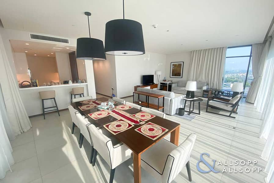 2 Serviced Apartment   2 Bed   Vida Residence