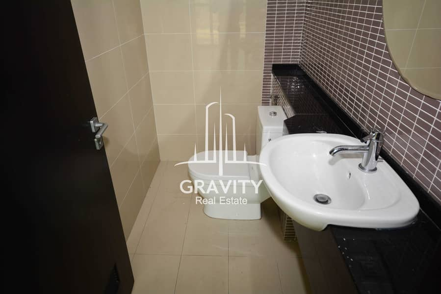 14 Spacious 1BR Apartment| Excellent Facilities