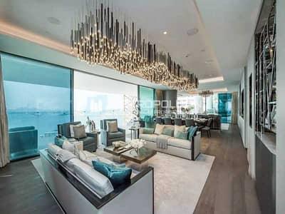 بنتهاوس 4 غرف نوم للبيع في نخلة جميرا، دبي - Premium Penthouse   Stunning Sea View   Brand New