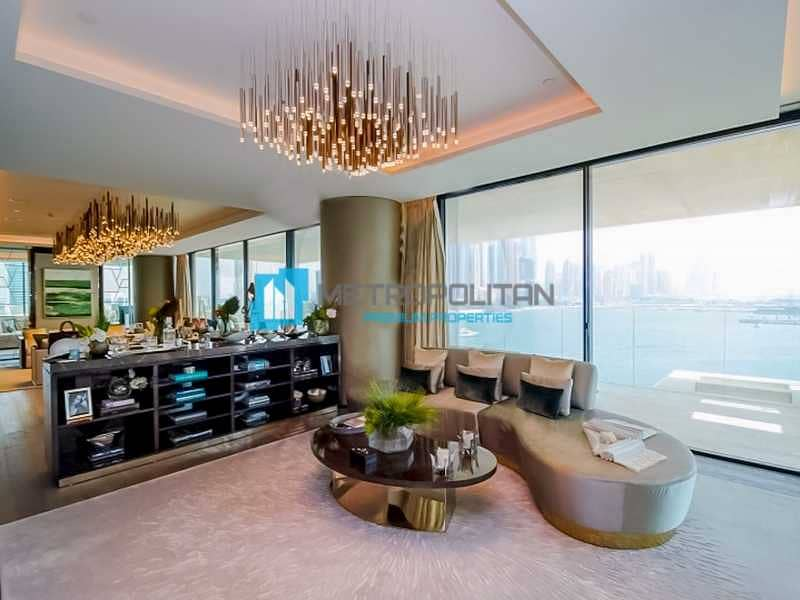 2 Premium Penthouse | Stunning Sea View | Brand New