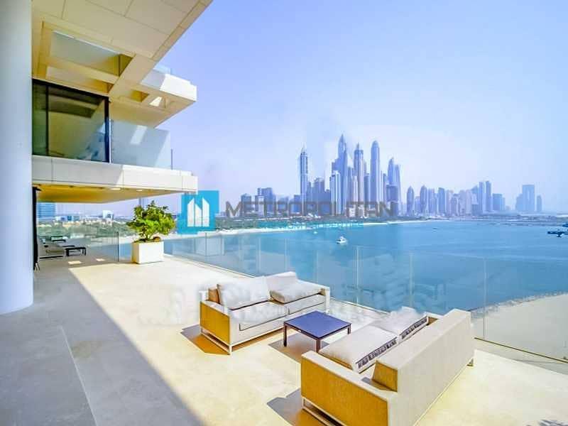 13 Premium Penthouse | Stunning Sea View | Brand New