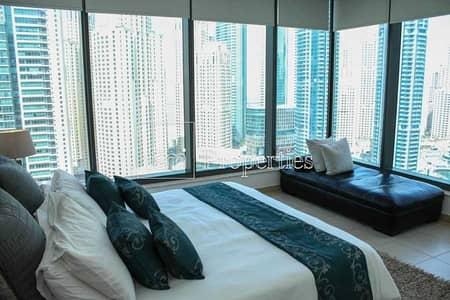 3 Bedroom Flat for Sale in Dubai Marina, Dubai - Beautiful 3BR   Stunning View   Vacant in Jan
