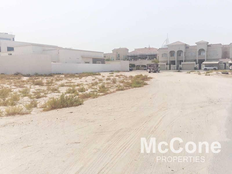 Rare   Permit to build 3 villas   Massive Plot