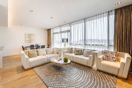 2 Bedroom Flat for Sale in Jumeirah, Dubai - Cozy and Furnished Apt | Boulevard Views