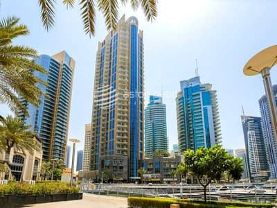 1 Bedroom Apartment for Sale in Dubai Marina, Dubai - High ROI Well Maintained  Furnished Ready to Move