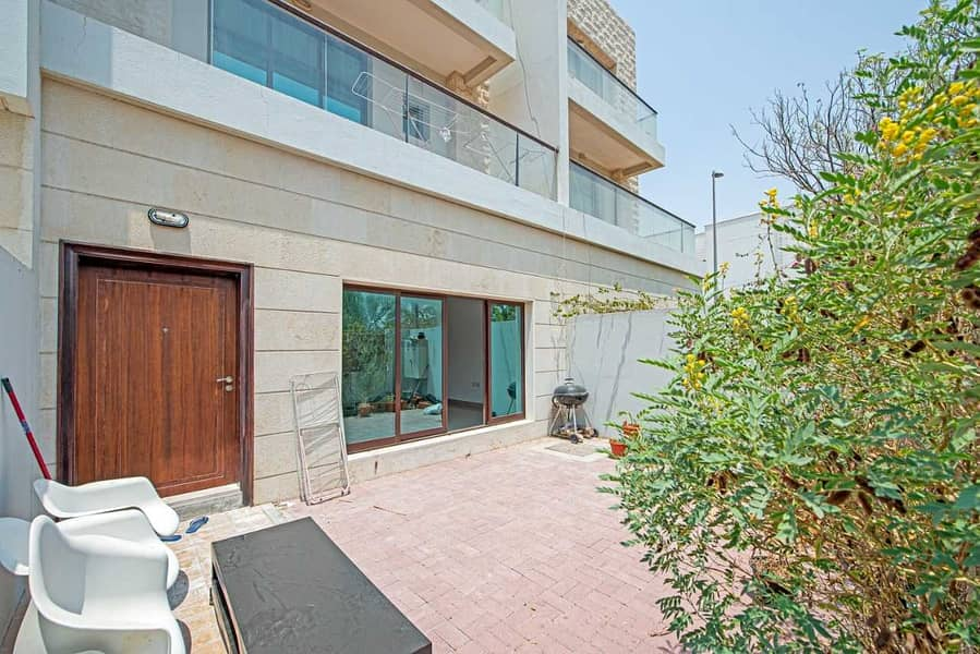 Stunning 4bedroom + maids room  townhouse available for sale