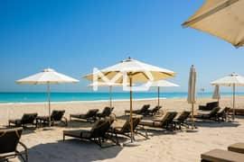 شقة في مساكن سعديات سان ريجيس شاطئ السعديات جزيرة السعديات 2 غرف 205000 درهم - 5356489