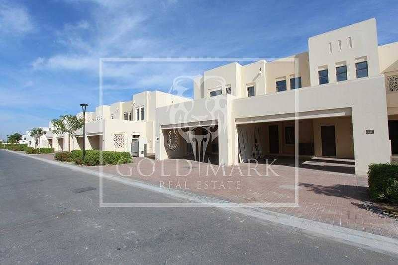 15 Type H | Vacant | Opposite Pool and Park