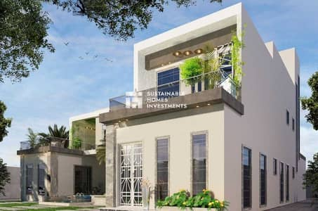 6 Bedroom Villa for Sale in Khalifa City A, Abu Dhabi - For Sale | Huge 6 Master BR Villa With 2 Majlis | Maid And Driver Room