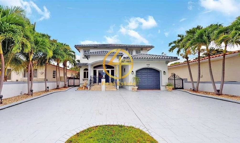 Brand New Amazing villa with Prime Location