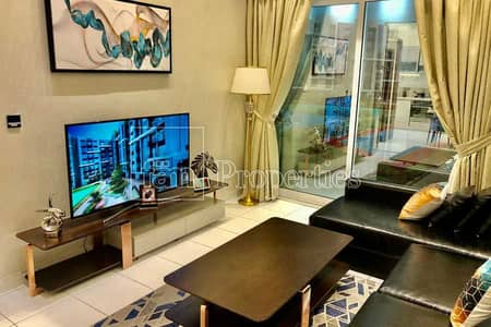 استوديو  للبيع في أرجان، دبي - Great Studio | Resale | The only unit available