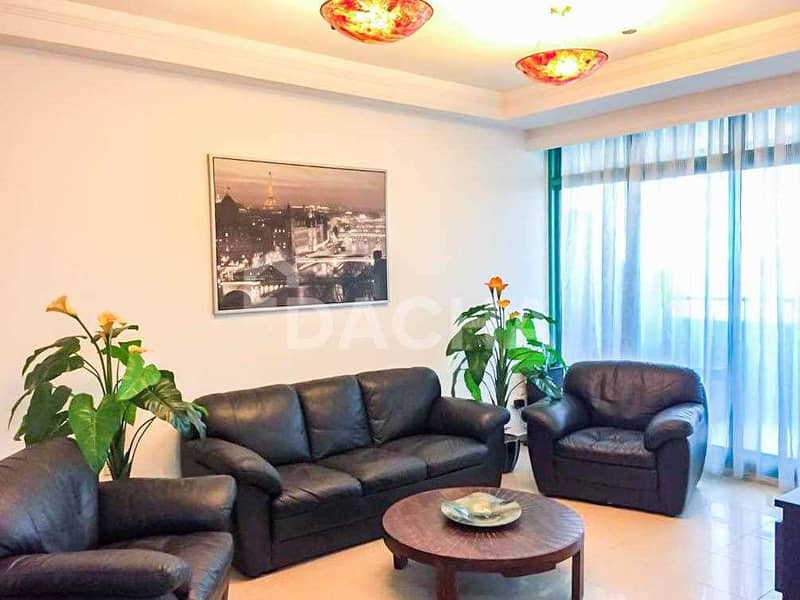 2 Sea view / Furnished / Vacant 4th Sept