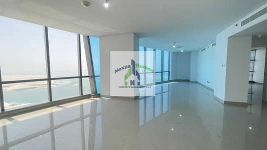 4 Bedroom Apartment for Rent in Corniche Road, Abu Dhabi - Luxuriously Lavish 4 BR   Grand Naturally Lit