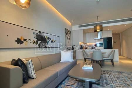 2 Bedroom Apartment for Rent in Jumeirah Beach Residence (JBR), Dubai - Great Deal- Serviced Apartment - Full Sea View