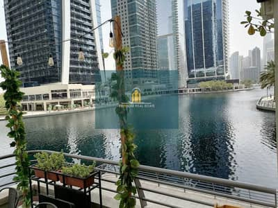 Shop for Rent in Jumeirah Lake Towers (JLT), Dubai - Full Canal View |  Very Good location |