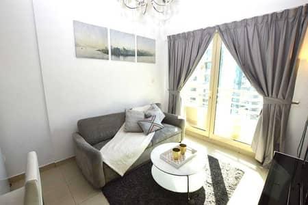 1 Bedroom Flat for Rent in Dubai Marina, Dubai - SEA MARINA VIEW CORNER 1BR IN DUBAI MARINA!!!