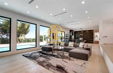 7 Bedroom Villa for Sale in Al Shawamekh, Abu Dhabi - Brand New Luxurious Modern Design Villa